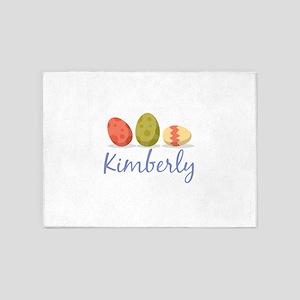 Easter Egg Kimberly 5'x7'Area Rug