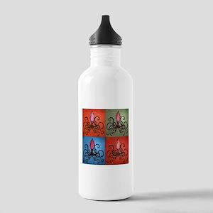 Squid Monroe Water Bottle