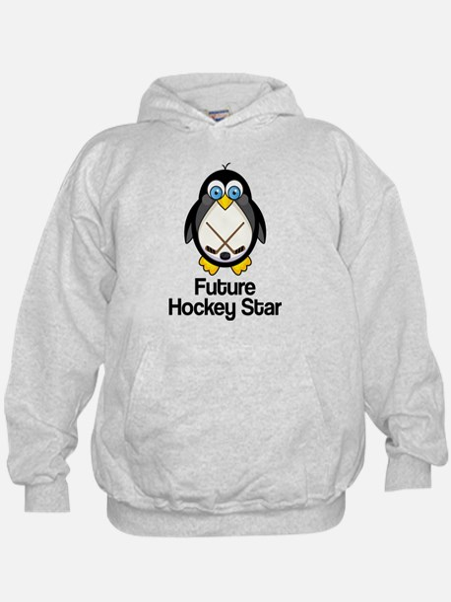 Future Hockey Star Hoodie