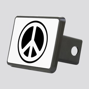 Peace Symbol Hitch Cover