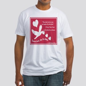 St. Lucy Fitted T-Shirt
