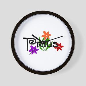 Prius Wall Clock