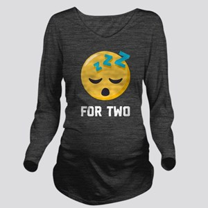 Sleeping for Two Emoji One T-Shirt