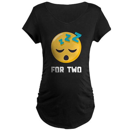 Sonno Per Due Emoji Una Maglietta ojH7mfR