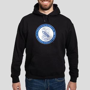 Phi Beta Sigma Shield Hoodie (dark)