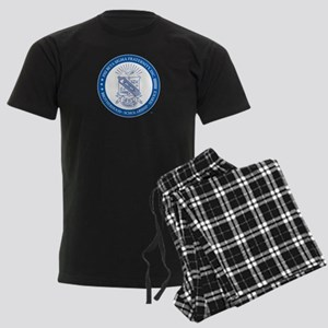 Phi Beta Sigma Shield Men's Dark Pajamas
