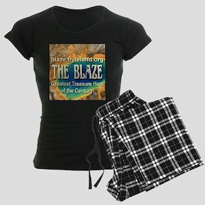 The Blaze Women's Dark Pajamas