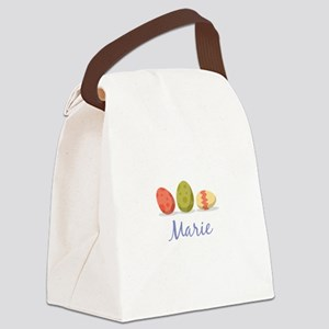 Easter Egg Marie Canvas Lunch Bag
