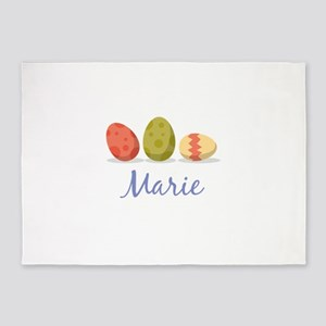 Easter Egg Marie 5'x7'Area Rug