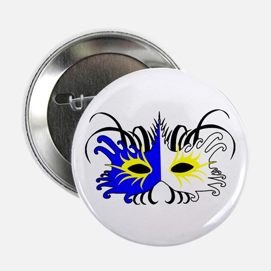 """Masquerade 2.25"""" Button"""