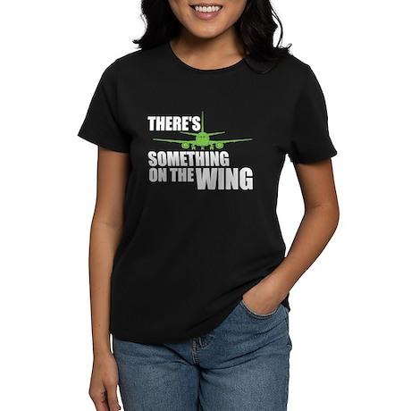 Something on the Wing Women's Dark T-Shirt