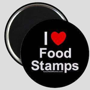 Food Stamps Magnet