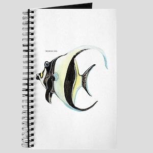 Moorish Idol Fish Journal