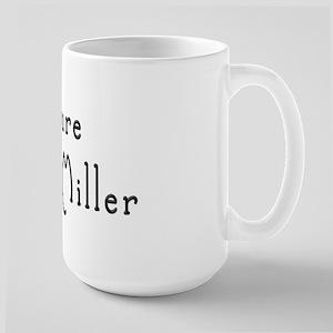 Future Mrs. Miller Large Mug