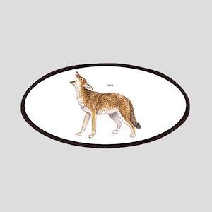 Coyote Wild Animal Patches