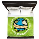 Earth Day King Duvet