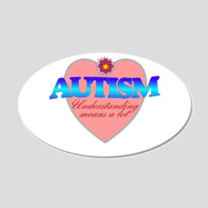 autism understanding Wall Decal