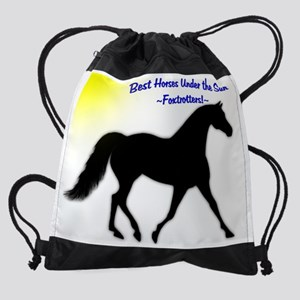 small_foxtrot Drawstring Bag