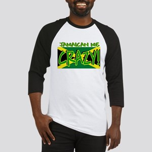 JAMAICA SHIRT, JAMAICAN ME CR Baseball Jersey
