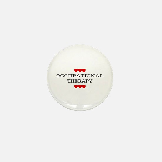 Occupational Therapy - Mini Button