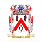 Bertorelli Square Car Magnet 3
