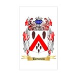 Bertorelli Sticker (Rectangle)