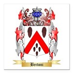 Bertoni Square Car Magnet 3
