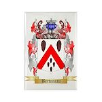 Bertoneau Rectangle Magnet (100 pack)