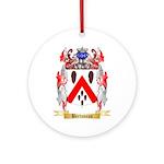 Bertoneau Ornament (Round)