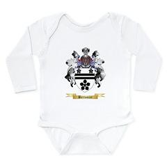 Bertomier Long Sleeve Infant Bodysuit