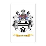 Bertomier Mini Poster Print