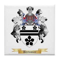 Bertomier Tile Coaster