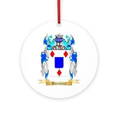 Bertoluzzi Ornament (Round)