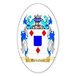 Bertolucci Sticker (Oval 50 pk)