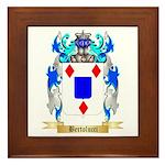 Bertolucci Framed Tile