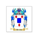 Bertollo Square Sticker 3