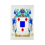 Bertollio Rectangle Magnet (100 pack)
