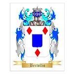 Bertollio Small Poster
