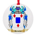 Bertolini Round Ornament