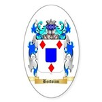 Bertolini Sticker (Oval 50 pk)