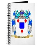 Bertolini Journal