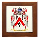 Bertolin Framed Tile