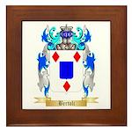 Bertoli Framed Tile