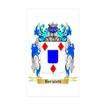 Bertoletti Sticker (Rectangle 50 pk)