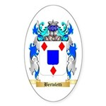 Bertoletti Sticker (Oval 50 pk)