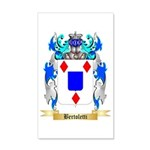 Bertoletti 35x21 Wall Decal