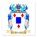 Bertoldi Square Car Magnet 3