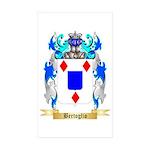 Bertoglio Sticker (Rectangle 10 pk)