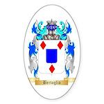 Bertoglio Sticker (Oval)