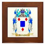 Bertoglio Framed Tile